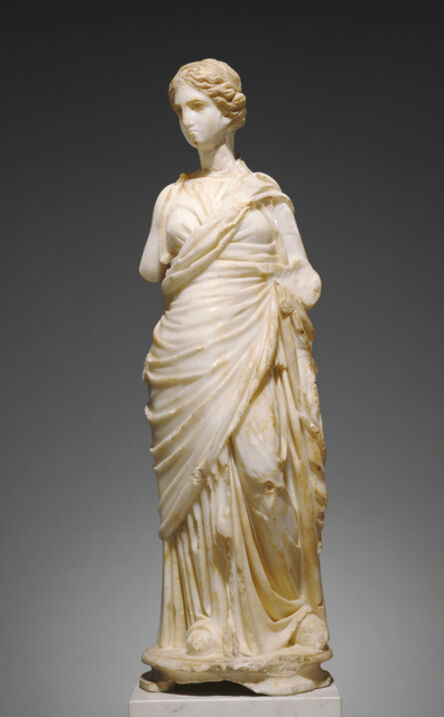 'Statue of a Muse', ca. 200