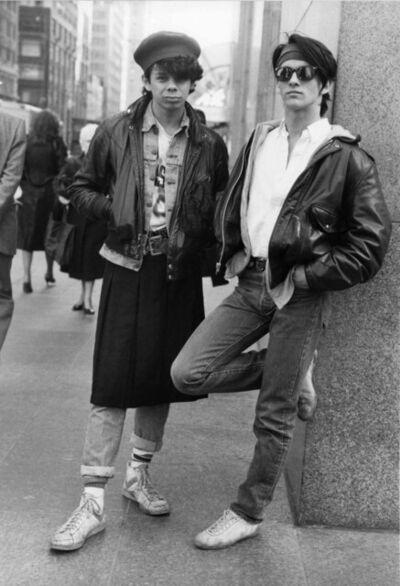 Bill Cunningham, 'Untitled, New York City', ca. 1984