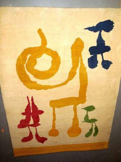 "Joan Miró, 'the ""Dream"" Tapestry Rug', 1960-1969"