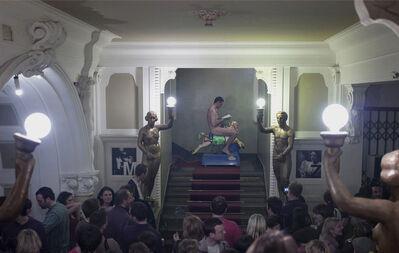 Tolj Slaven, 'Hommage 1968, 2008', 2008