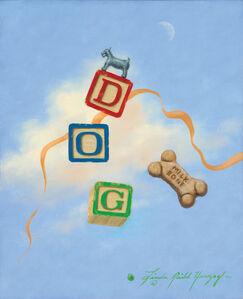 Linda Ridd Herzog, 'Dog', Contemporary