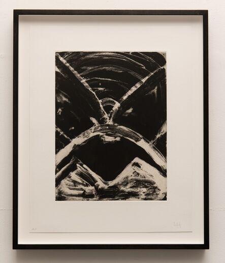 Luchita Hurtado, 'Untitled (Birth Print)', 2019