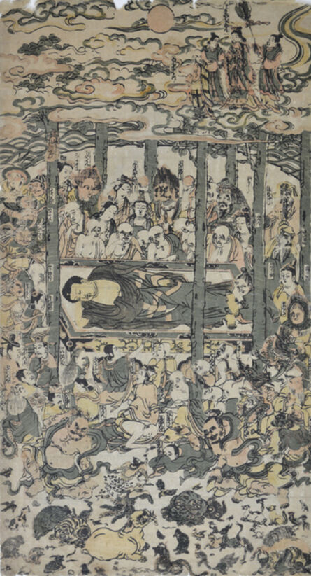 Unknown, 'The Death of Buddha', ca. 1716