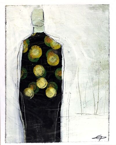 Edith Konrad, '3649 (framed)', 2014