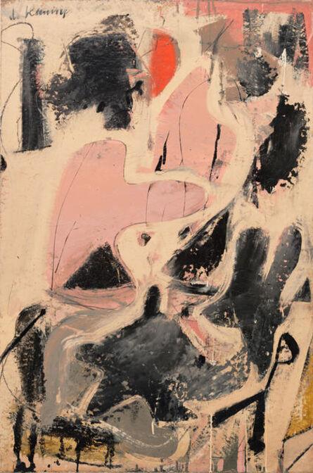 Willem de Kooning, 'Valentine', 1947