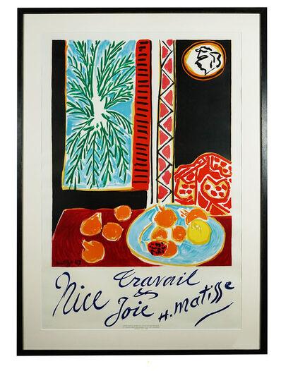 Henri Matisse, 'Nice Travail et  Joie ', 1947