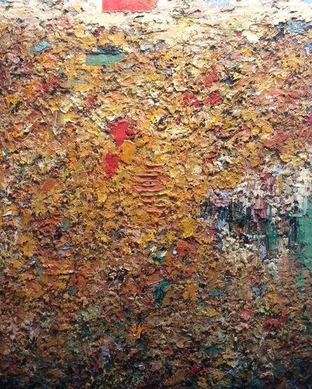 Charles Eckart, 'Paintscape No.20, Amber', 2014