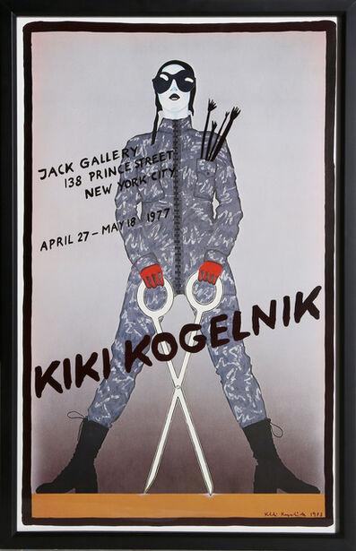 Kiki Kogelnik, 'Jack Gallery', 1977