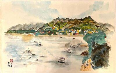 Kathy FUNG, 'Pat Sin Leng Mountain 八仙嶺', 2021
