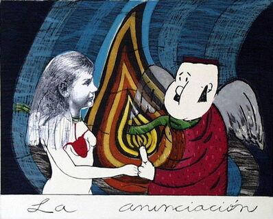 Sandra Ramos, 'La Anuncuacion', 1994