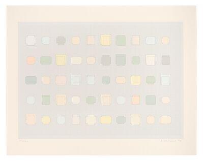 Rachel Whiteread, '50 Spaces (2021) ', 2021