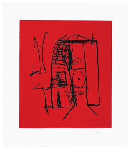 Robert Motherwell, 'Seaside Studio', 1990