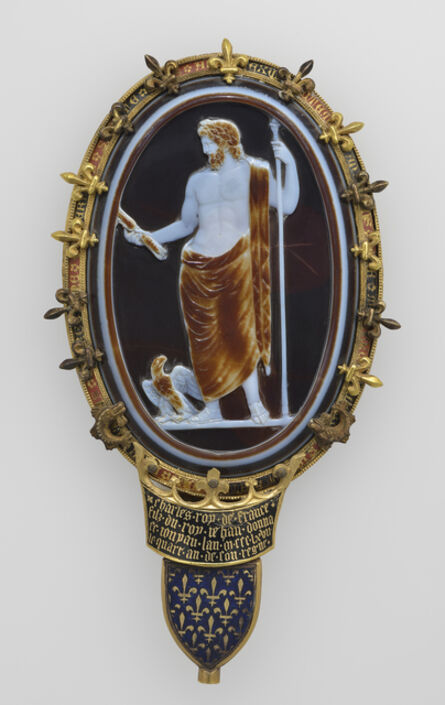Unknown Artist, 'Cameo of Jupiter', About 50