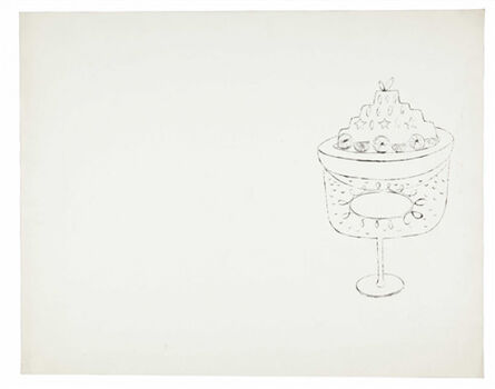 Andy Warhol, 'Untitled (From Wild Raspberries)', 1959