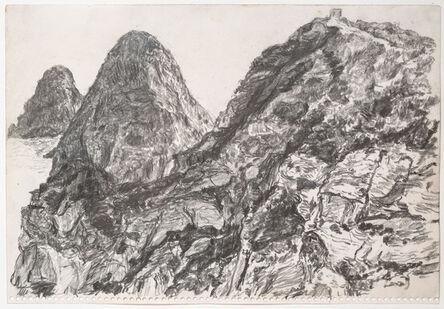 Paul Thek, 'Untitled (Rocks)', October 1970