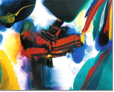 Paul Jenkins, 'Phenomena Beckoning to Tides', 1999