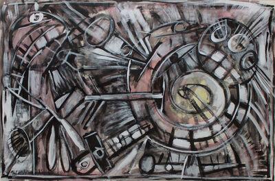 Carlos Alfonzo, 'Untitled 1988', 1988