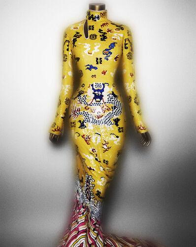 Tom Ford, 'Evening dress (Tom Ford for Yves Saint Laurent, Paris)', fall/winter 2004–5