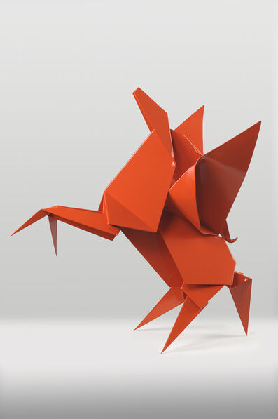 Hacer, 'Pegasus', 2009
