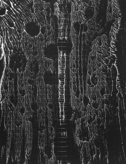 György Kepes, 'Untitled photogram', 1979