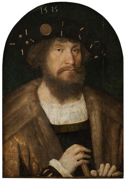 Michael Sittow, 'Portait of the Danish King Christian II', ca. 1514