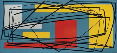 Raúl Pavlotzky, 'Proyecto Mural', 1956