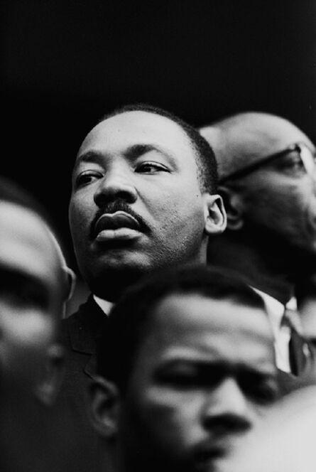 Steve Schapiro, 'Martin Luther King Jr., Selma', 1965