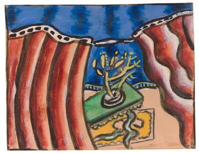 Fernand Léger, 'Décor pour Opéra Bolivar / Theatro décor', 1945-1950