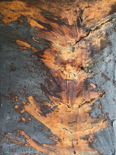 Julia Bornefeld, 'Oxidation', 2019
