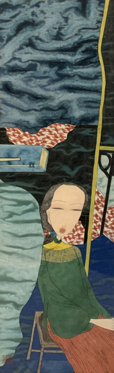 Wu Yang, 'In the Lady's Apartment', 1996