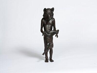 Beth Carter, 'Wolf with Deer '