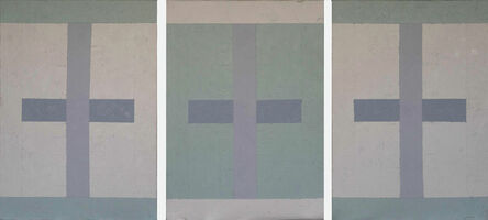 Nikita Alexeev, 'Birds Stones. A triptych', 2013