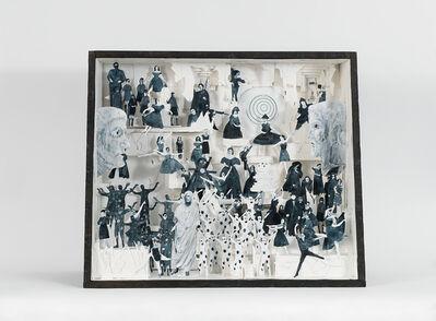Marcel Dzama, 'Hastily Grabbing those Innocent Pawns', 2013