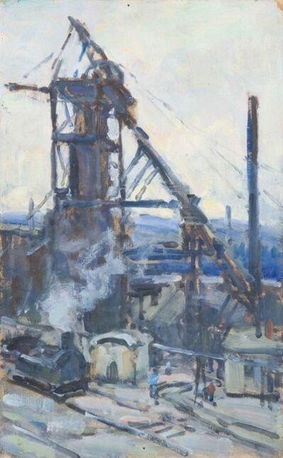 John Terrick Williams, 'Mining', 1926-1933