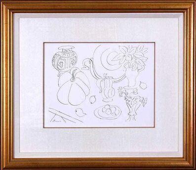 Henri Matisse, 'Flowers and Vases', 1943