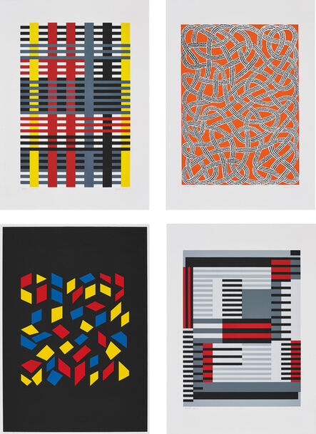 Anni Albers, 'Connections', 1925/1983