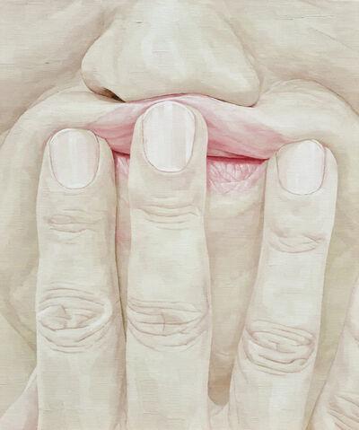 Ungpil Byen, 'Selfportrait without title l', 2016