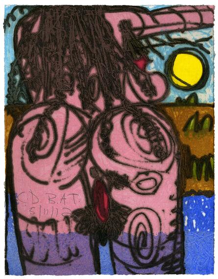 Carroll Dunham, 'The Nude #17', 2012/13