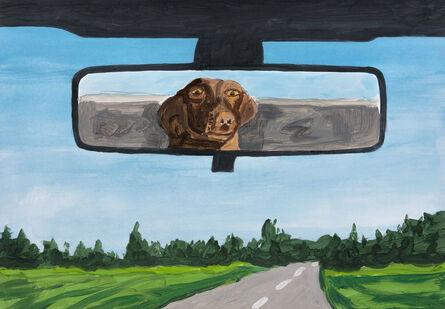 Richard Bosman, 'Rear View C', 2017