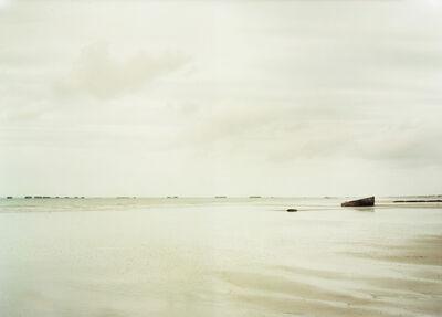Elger Esser, 'Arromaches-les-Bains II Frankreich, from the Elton John AIDS Foundation Portfolio', 2009