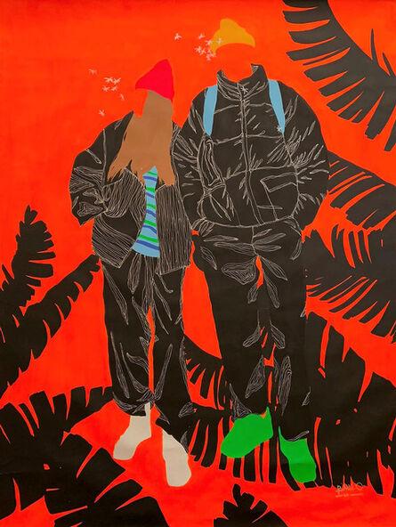 Moustapha Baïdi Oumarou, 'New baby', 2020