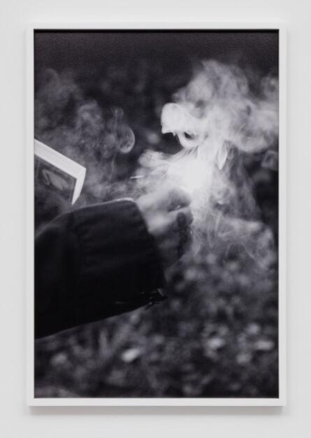 Catherine Opie, 'Match smoke (The Modernist)', 2016