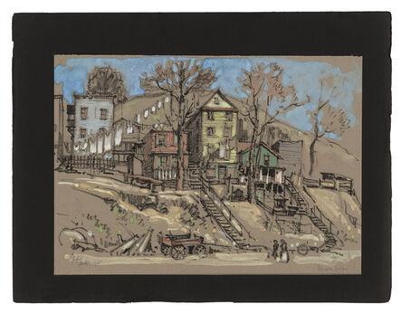 Jules Andre Smith, 'Palisade Villas (Nyack, NY?)', 1915