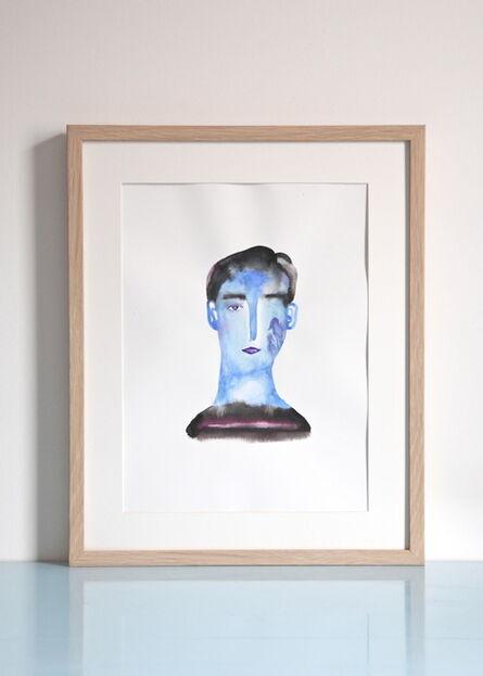 Stella Sujin, 'Garçon et les oiseaux', 2015