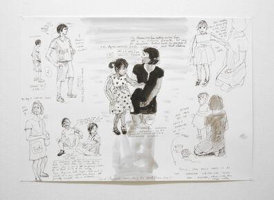 David Claerbout, 'The Quiet Shore study (Mai)', 2011
