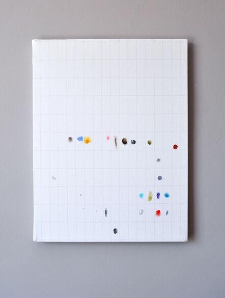 Ana Bidart, 'Yearbook: Grid 4', 2016