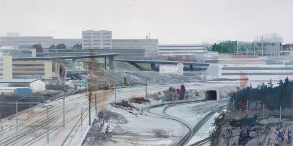 Tommy Hilding, 'Spår / Tracks', 2019