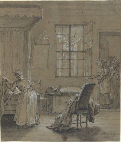 Jean-Baptiste Oudry, 'Ragotin dans le coffre', 1737