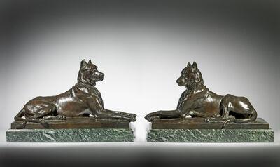 Georges Gardet, '37. Pair of Great Danes, c.1900', 1900