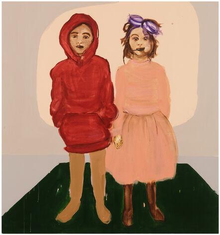 Rauha Mäkilä, 'Luna's Birthday (Martta & Luna)', 2020